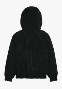 Calvin Klein Jeans - LIGHT PADDED HOOD JACKET GIRLS - Vinterjacka - black - 1