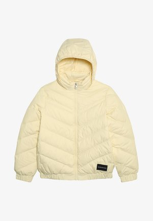 LIGHT - Down jacket - yellow