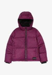 Calvin Klein Jeans - ESSENTIAL PUFFER JACKET - Winter jacket - purple - 3