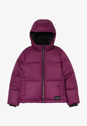 ESSENTIAL PUFFER JACKET - Winter jacket - purple
