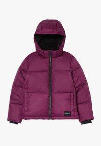 Calvin Klein Jeans - ESSENTIAL PUFFER JACKET - Winter jacket - purple - 0