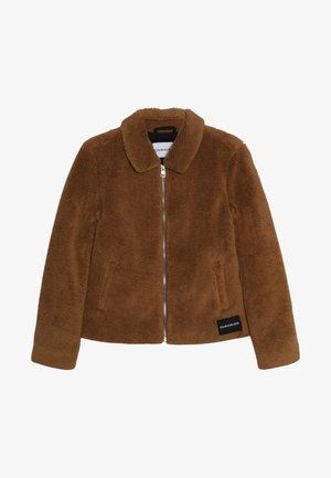 JACKET - Zimní bunda - brown