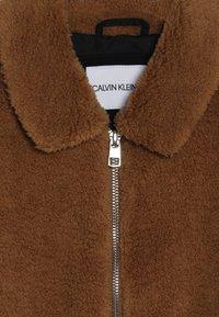 Calvin Klein Jeans - JACKET - Winter jacket - brown - 4