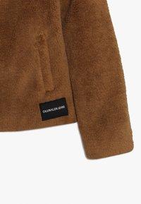 Calvin Klein Jeans - JACKET - Winter jacket - brown - 2