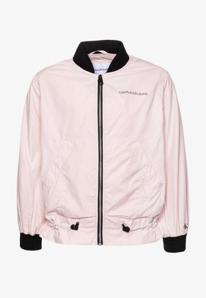 ESSENTIAL LIGHT  - Bomber Jacket - pink