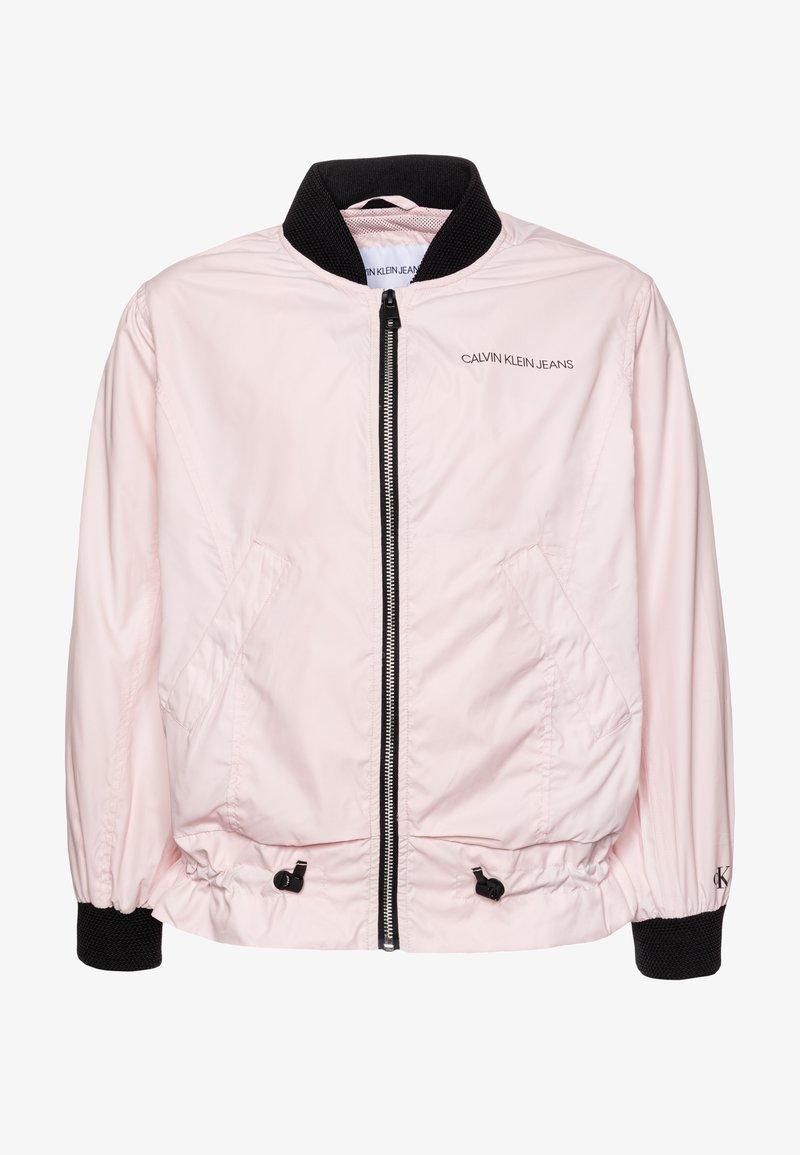 Calvin Klein Jeans - ESSENTIAL LIGHT  - Bomberjacks - pink