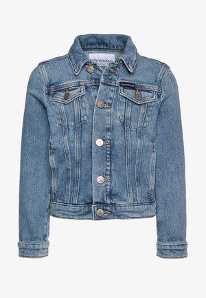GIRLS TRUCKER  - Giacca di jeans - blue denim