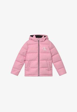 ESSENTIAL PUFFER  - Talvitakki - pink