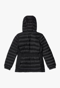 Calvin Klein Jeans - FITTED LIGHT JACKET - Piumino - black - 1
