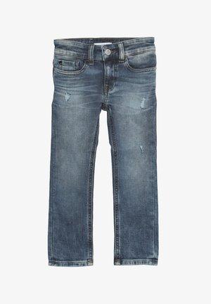 SLIM LIGHT SKY - Slim fit jeans - denim