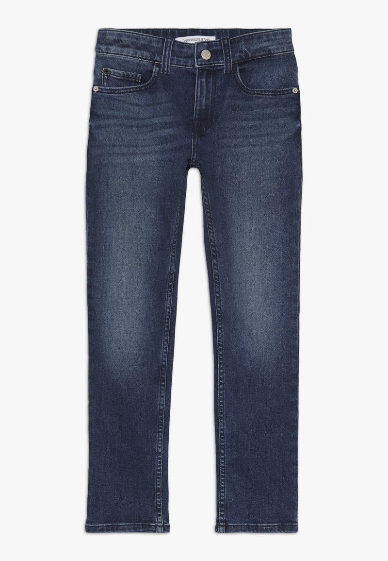 Calvin Klein Jeans - SLIM ESSENTIAL - Jean slim - denim