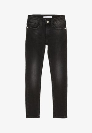 SKINNY RICKETY - Jeans Skinny Fit - black denim