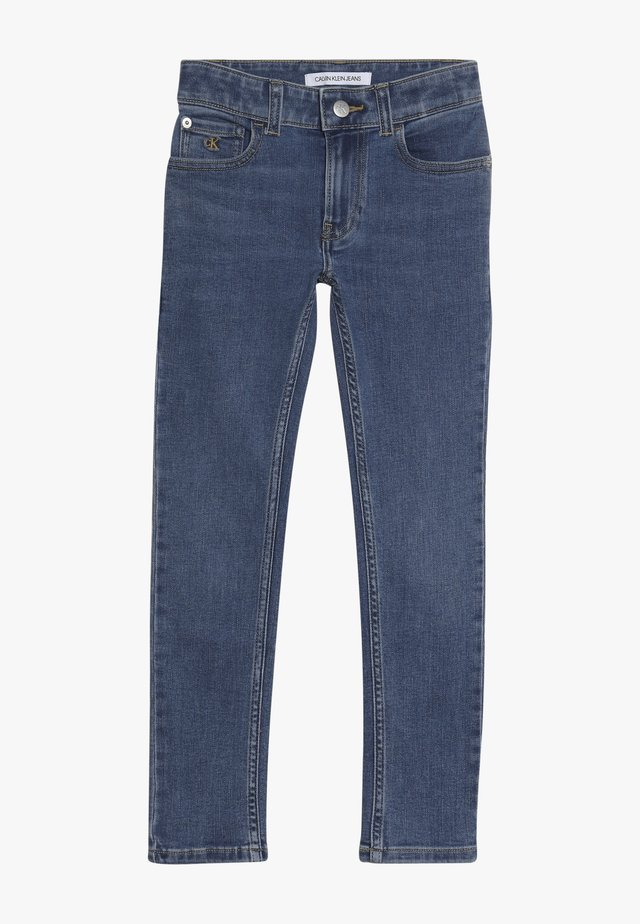 SKINNY ESSENTIAL FRESH - Jeans Skinny Fit - denim