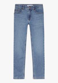 Calvin Klein Jeans - SLIM DAWN - Slim fit -farkut - blue - 0