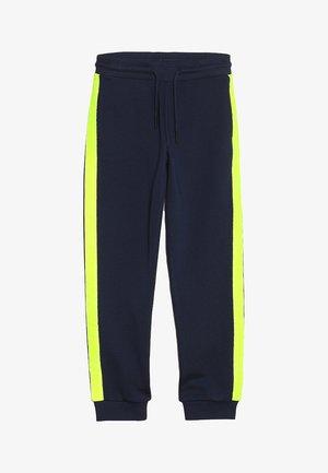 NEON TAPE  - Pantalon de survêtement - blue