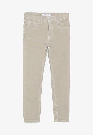5 POCKET PANTS - Pantalon classique - grey