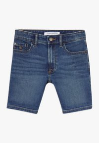 Calvin Klein Jeans - TAPERED SHORT  - Shorts vaqueros - denim - 2