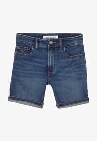 Calvin Klein Jeans - TAPERED SHORT  - Shorts vaqueros - denim - 3