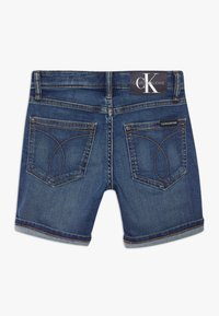 Calvin Klein Jeans - TAPERED SHORT  - Shorts vaqueros - denim - 1
