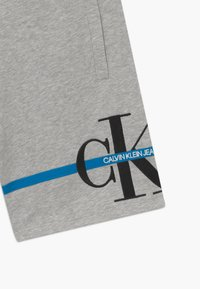 Calvin Klein Jeans - MONOGRAM STRIPE - Teplákové kalhoty - grey - 3