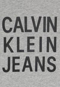 Calvin Klein Jeans - LOGO  - Long sleeved top - grey - 3