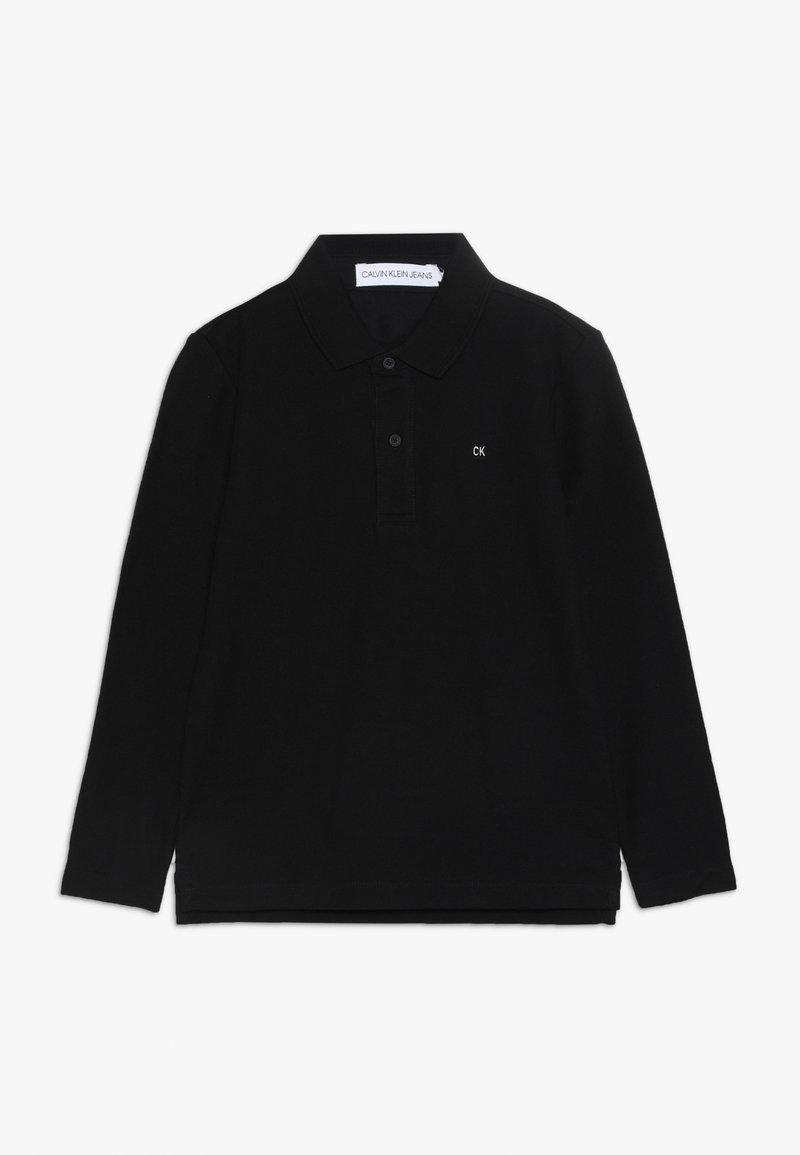Calvin Klein Jeans - EMBROIDERY  - Poloshirt - black