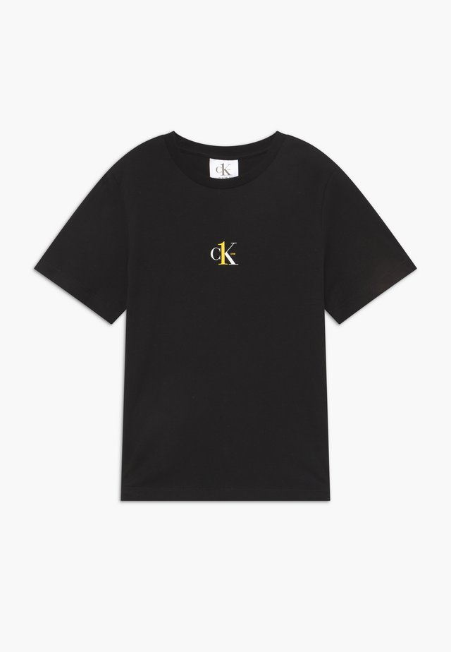 SMALL CK ONE - T-Shirt basic - black