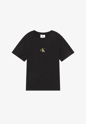 SMALL CK ONE - T-shirt basique - black