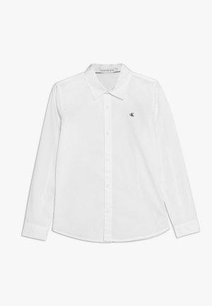 ESSENTIAL  - Shirt - white