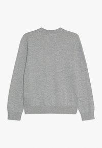 Calvin Klein Jeans - GRAPHIC  - Svetr - grey - 1