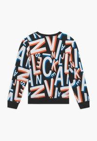 Calvin Klein Jeans - LETTER - Sweatshirt - black - 1