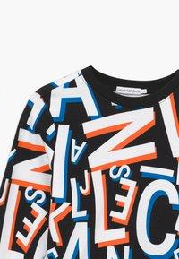 Calvin Klein Jeans - LETTER - Sweatshirt - black - 3