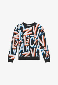 Calvin Klein Jeans - LETTER - Sweatshirt - black - 2