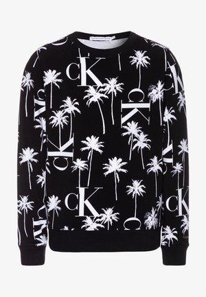 PALM - Sweatshirt - black