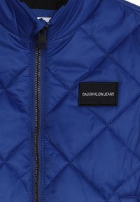 Calvin Klein Jeans - RECYCLED QUILTED PADDED - Veste mi-saison - blue - 2