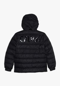 Calvin Klein Jeans - RECYCLED LIGHT BOMBER - Down jacket - black - 2