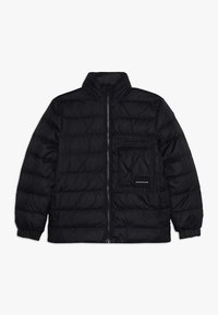 Calvin Klein Jeans - RECYCLED LIGHT BOMBER - Down jacket - black - 0