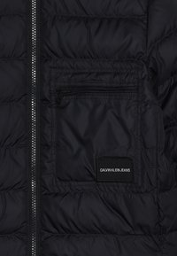 Calvin Klein Jeans - RECYCLED LIGHT BOMBER - Down jacket - black - 5
