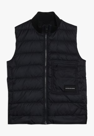 RECYCLED LIGHT VEST - Väst - black