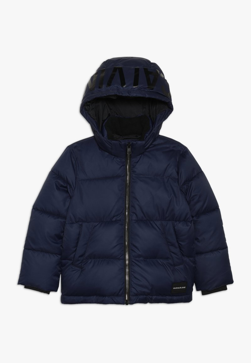 Calvin Klein Jeans - ESSENTIAL PUFFER JACKET - Winter jacket - blue
