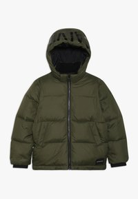 Calvin Klein Jeans - ESSENTIAL PUFFER JACKET - Veste d'hiver - green - 0