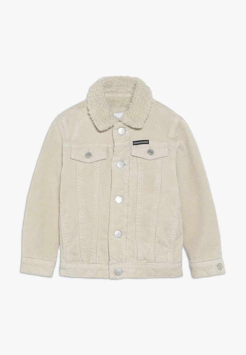 Calvin Klein Jeans - JACKET - Veste mi-saison - beige