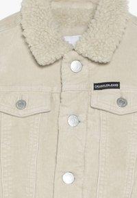 Calvin Klein Jeans - JACKET - Veste mi-saison - beige - 4