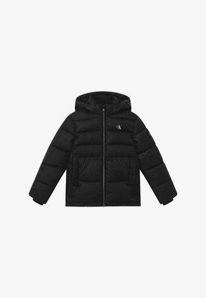 ESSENTIAL PUFFER - Winter jacket - black