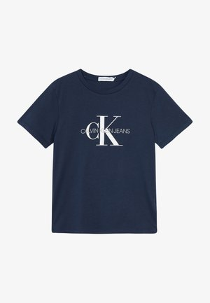 MONOGRAM LOGO  - Camiseta estampada - blue