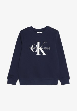 MONOGRAM LOGO - Sweater - peacoat