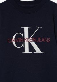 Calvin Klein Jeans - MONOGRAM - Felpa - blue - 3