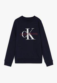Calvin Klein Jeans - MONOGRAM - Felpa - blue - 0
