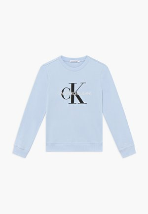 MONOGRAM LOGO  - Sweatshirt - blue