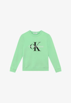 MONOGRAM LOGO  - Sweatshirt - green